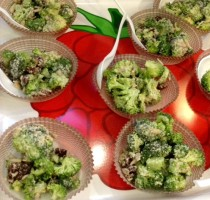 Insalata Crudista Di Broccoli
