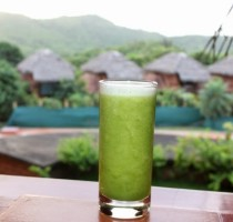 Green Smoothies, Basic Recipe