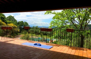 foto yoga mat