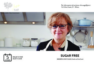 Sugarfree Di Sugartree, 5 Ottobre Ore 19:30