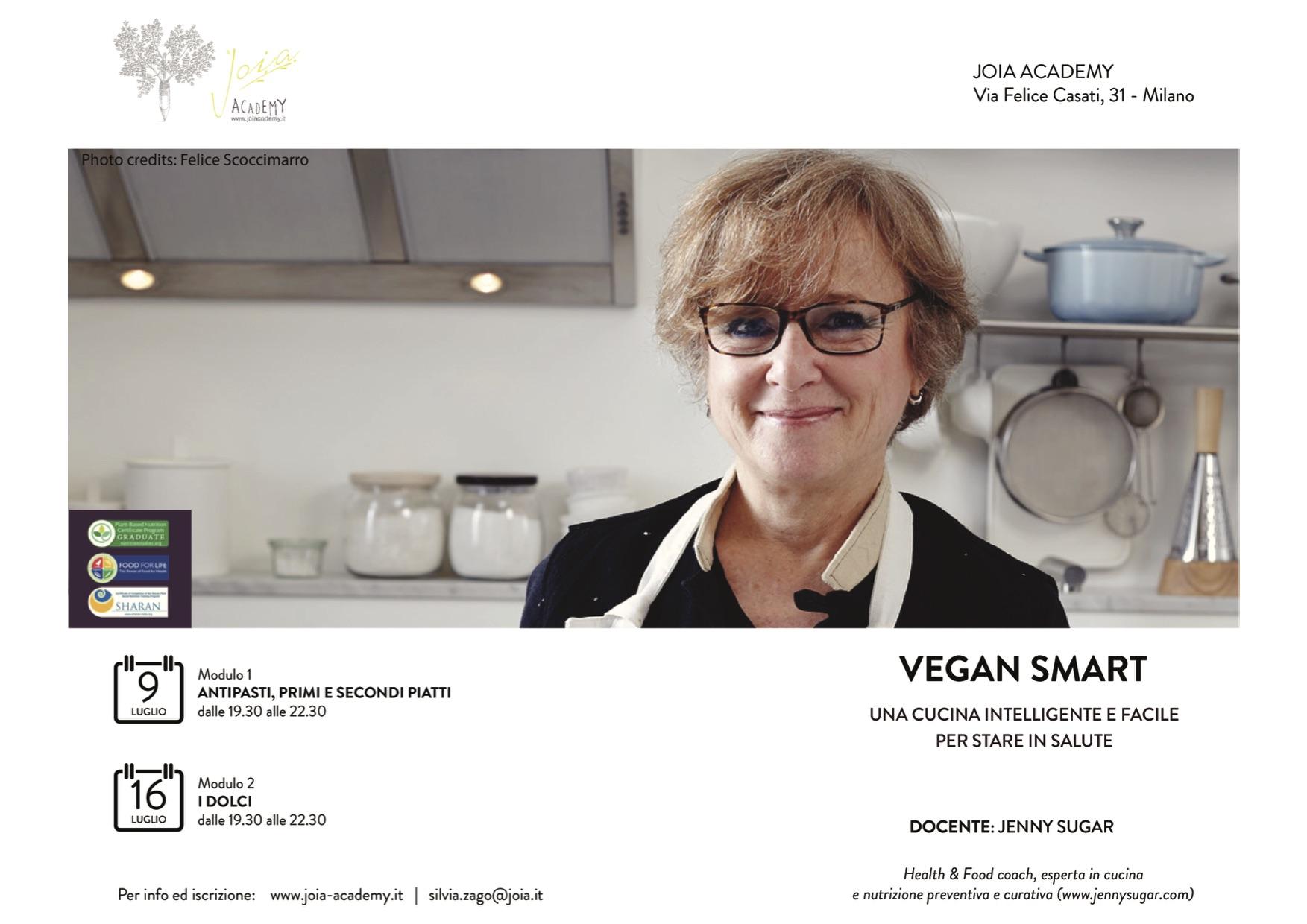 Vegan Smart In Cucina In 2 Lezioni